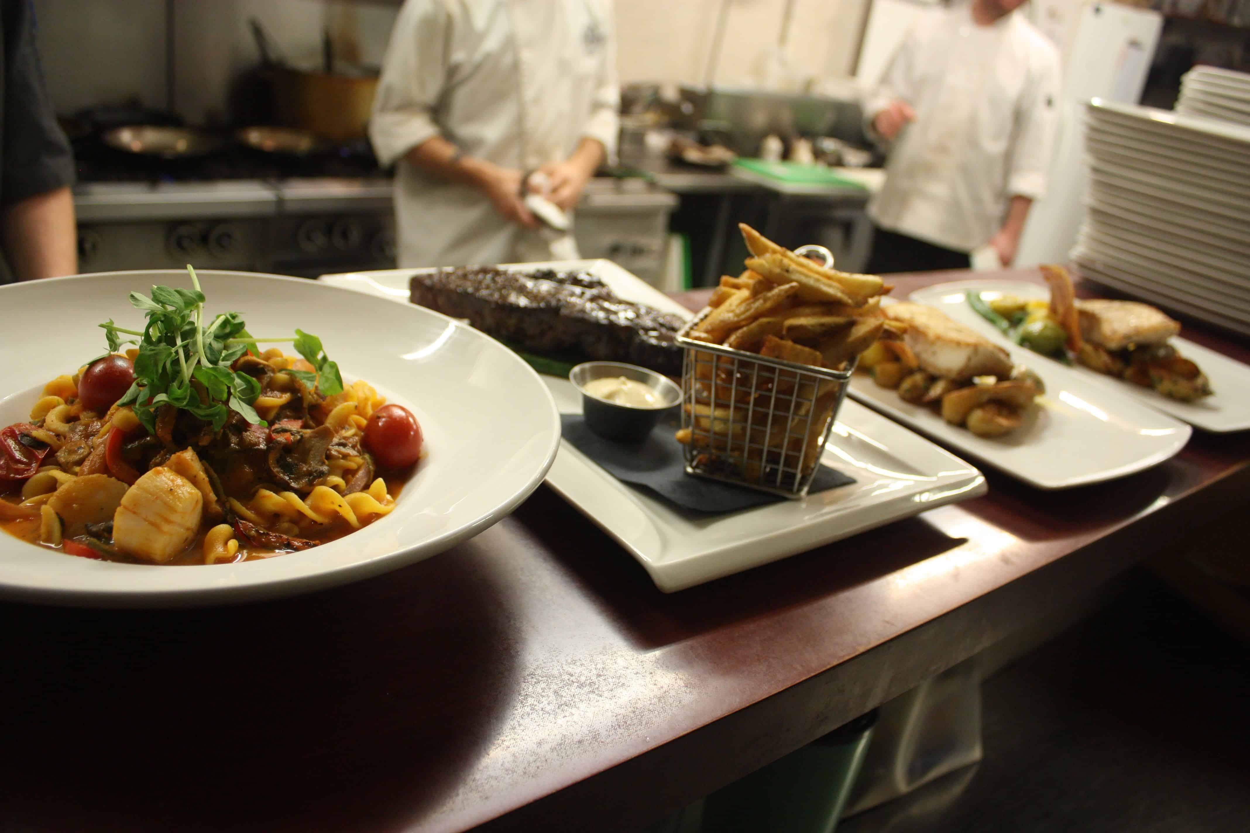Kitchen And Lounge Bowmanville Menu